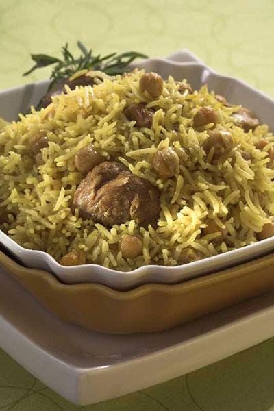 Image result for أرز مبهر باللحم