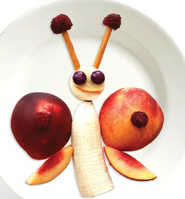 أشكال مختلفة لتقديم الموز لأطفالك-2