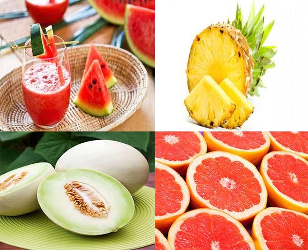 10 أطعمة تحارب الظمأ في نهار رمضان-1