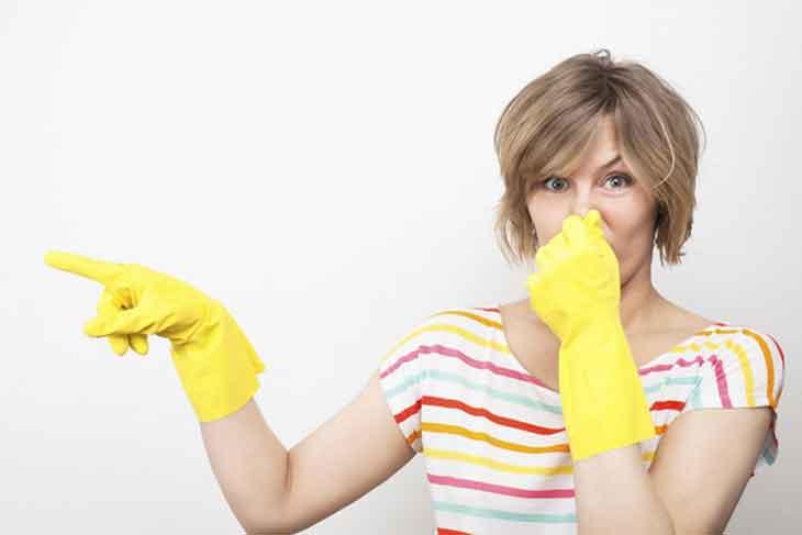 كيفية التخلص من رائحة الطهى فى المطبخ !