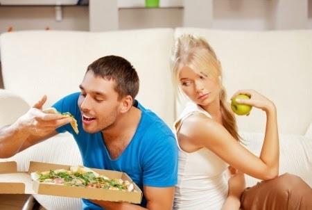 خسارة الوزن تؤثر سلباً على العلاقة العاطفية