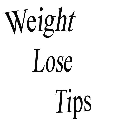 نصائح يجب إتباعها لإنقاص الوزن