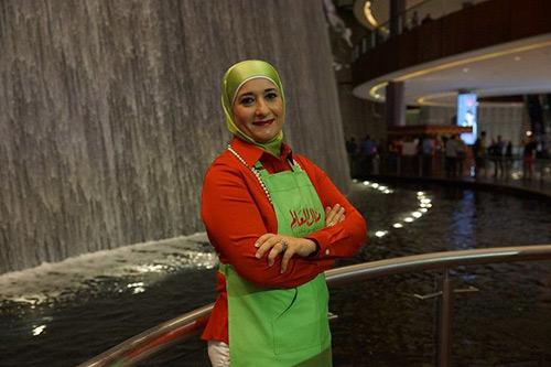 أشهر الطهاة من مختلف الشرق الاوسط  يجتمعون خلال مهرجان دبى للمأكولات