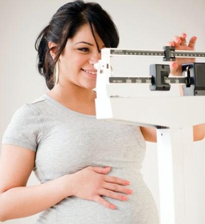 نصائح للحفاظ علي وزنك في أثناء الحمل