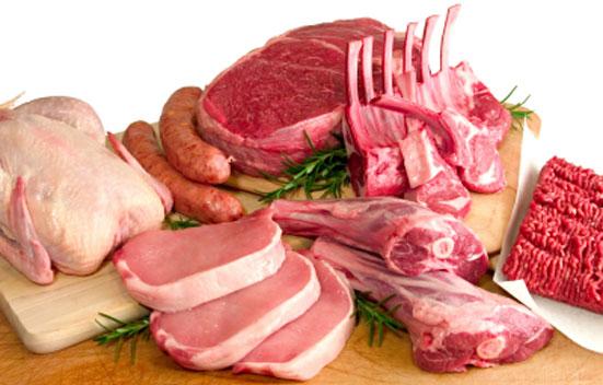 درجات الطبخ اللازمة لطهو اللحوم