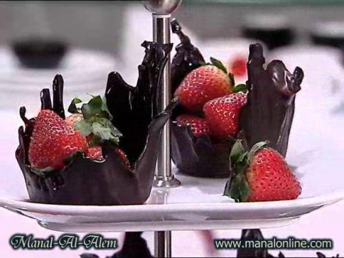 فن الشوكولاتة 8-4-2011
