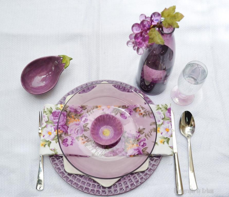 فن تزيين المائدة - 2 رمضان 2013