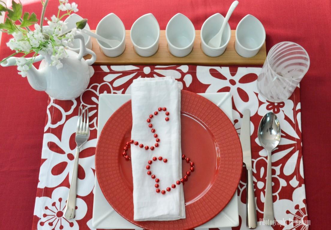 فن تزيين المائدة - 3 رمضان 2013