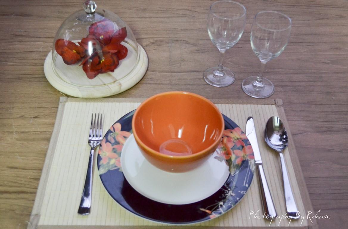 فن تزيين المائدة - 19 مطبخ منال العالم رمضان 2013