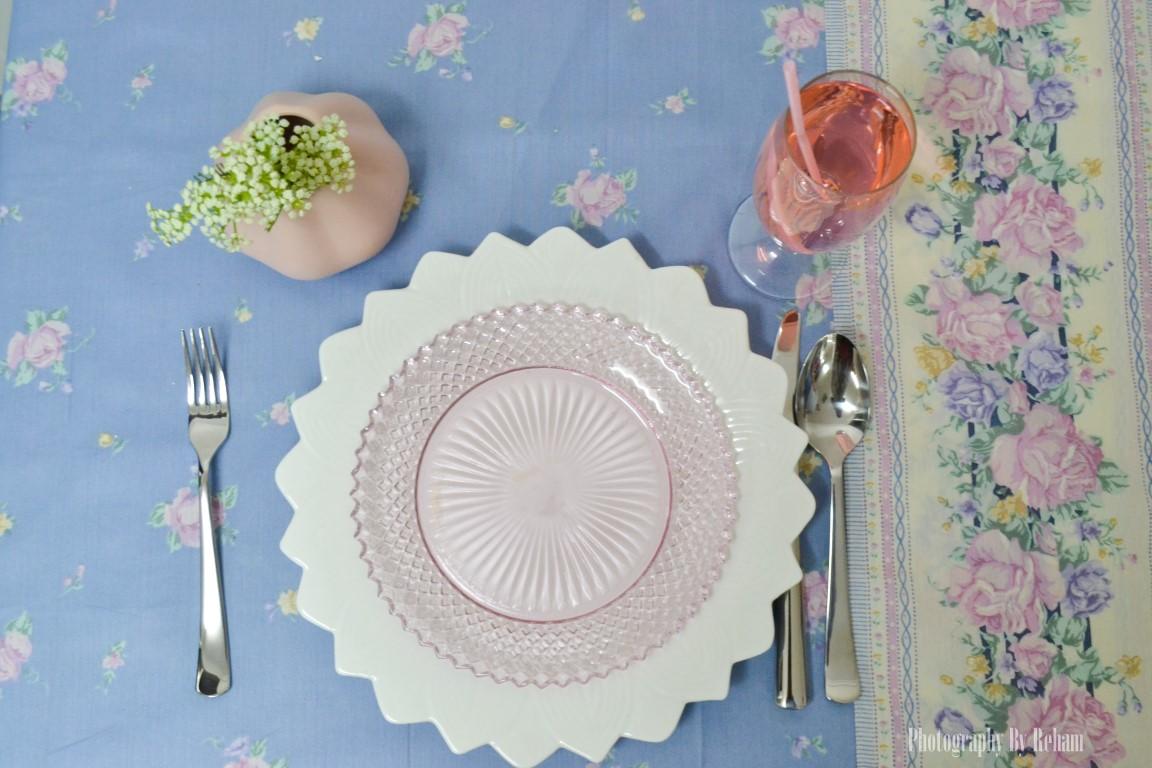 فن تزيين المائدة - 22 مطبخ منال العالم رمضان 2013