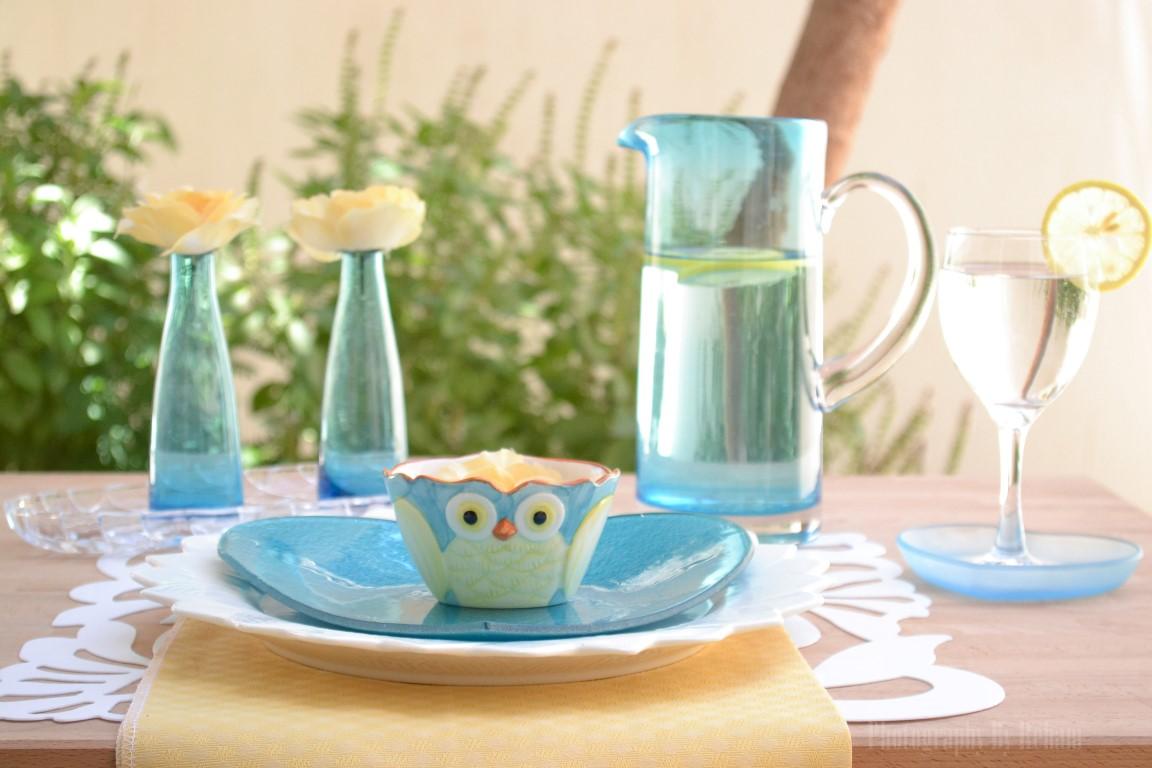 فن تزيين المائدة - 23 مطبخ منال العالم رمضان 2013