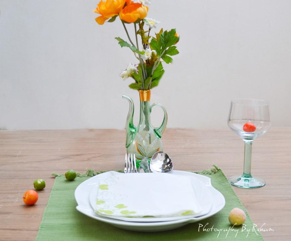 فن تزيين المائدة - 24 مطبخ منال العالم رمضان 2013