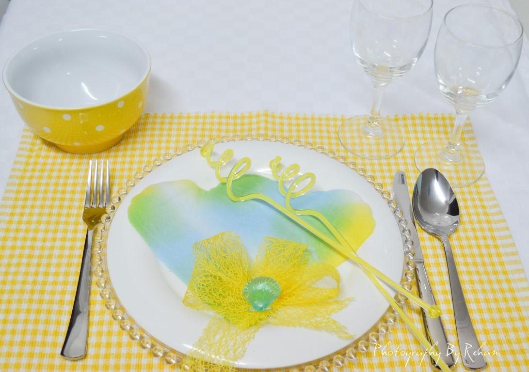فن تزيين المائدة - 30 مطبخ منال العالم  رمضان 2013
