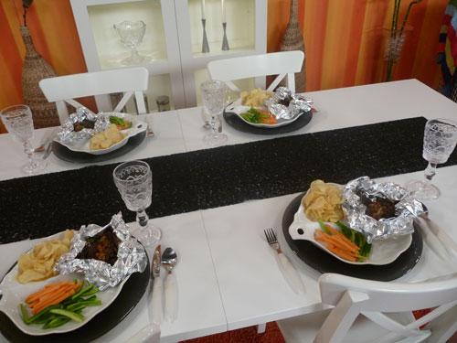 اعداد المائدة 25