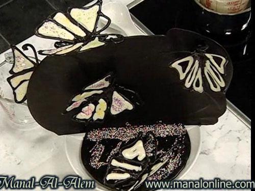 فن الشوكولاتة3-3-2011