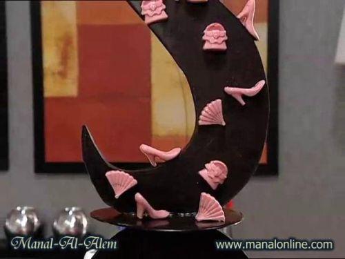 فن الشوكولاتة 17-3-2011