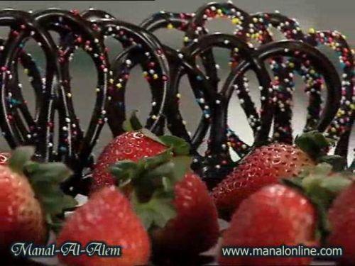 فن الشوكولاتة 24-3-2011