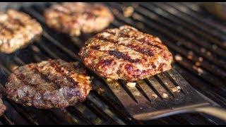اسرار عمل برجر اللحم وصفة سريعه - منال العالم