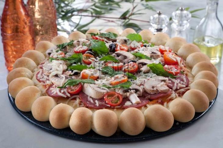 نصيحة منال العالم لنجاح عجينة البيتزا