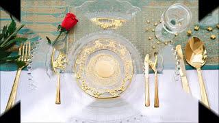 فن تزيين المائدة - 7 مطبخ منال العالم رمضان 2013