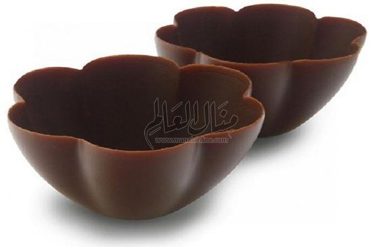 سر كؤوس الشوكولاتة