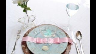فن تزيين المائدة - 10 مطبخ منال العالم رمضان 2013
