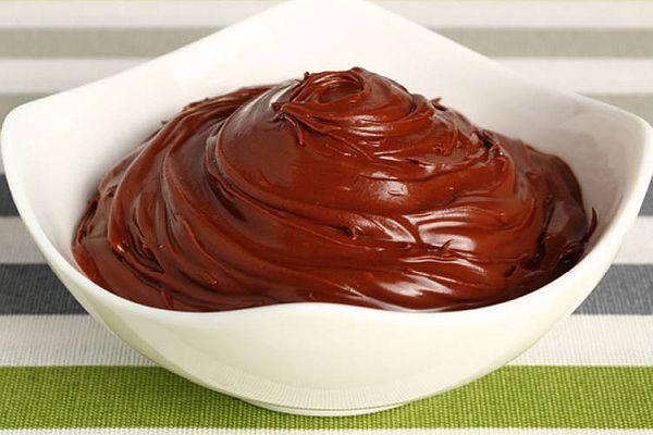 كريمة الشوكولاته - وصفة مختصرة